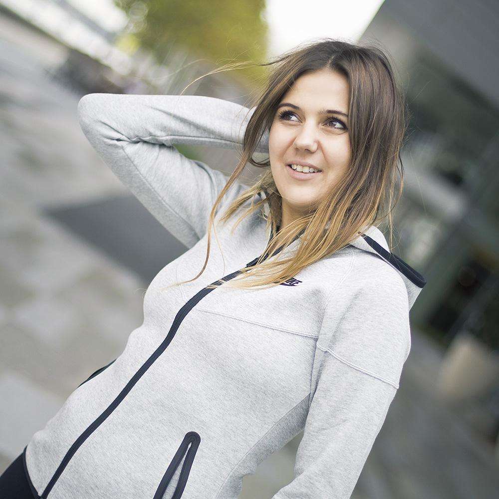 Petra Holeczyová. Foto: Marek Kikkinder