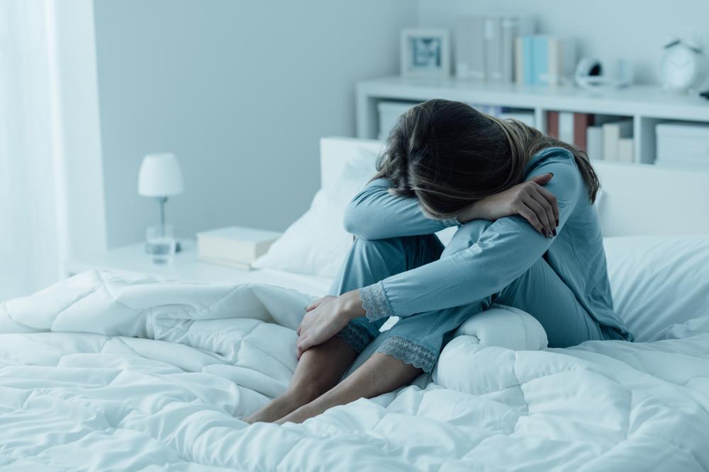 Máte pocit, že nič nemá zmysel a ráno sa vám nechce ani vstať z postele? Foto: Shutterstock