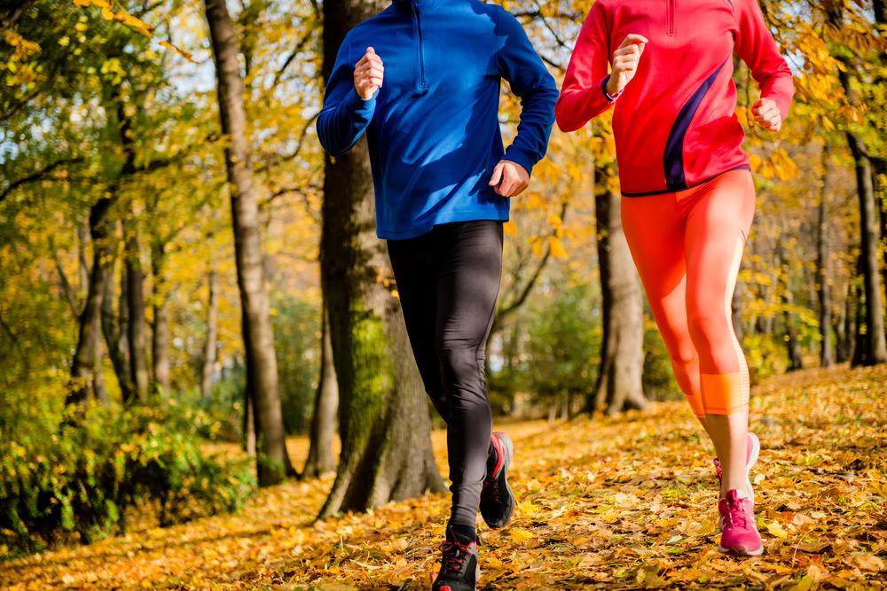 Ako správne behať. Zdroj: Shutterstock