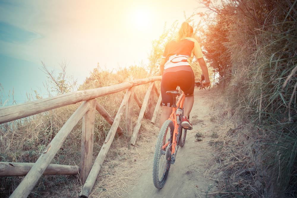 Bicyklovanie v Chorvátsku. Foto: Shutterstock