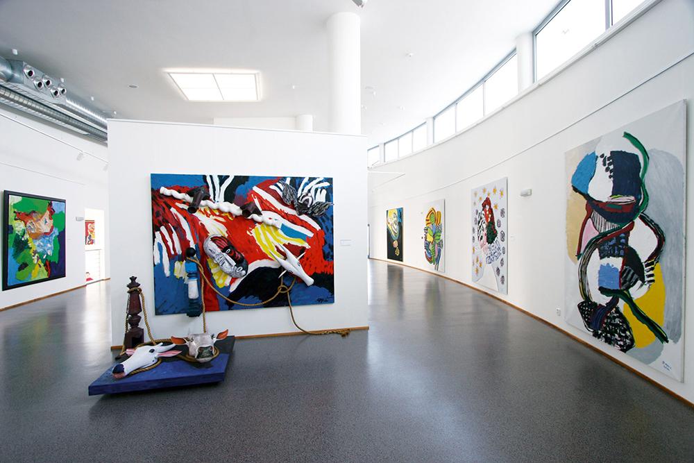 Galéria Danubiana privíta každého milovníka umenia. Foto: Galéria Danubiana