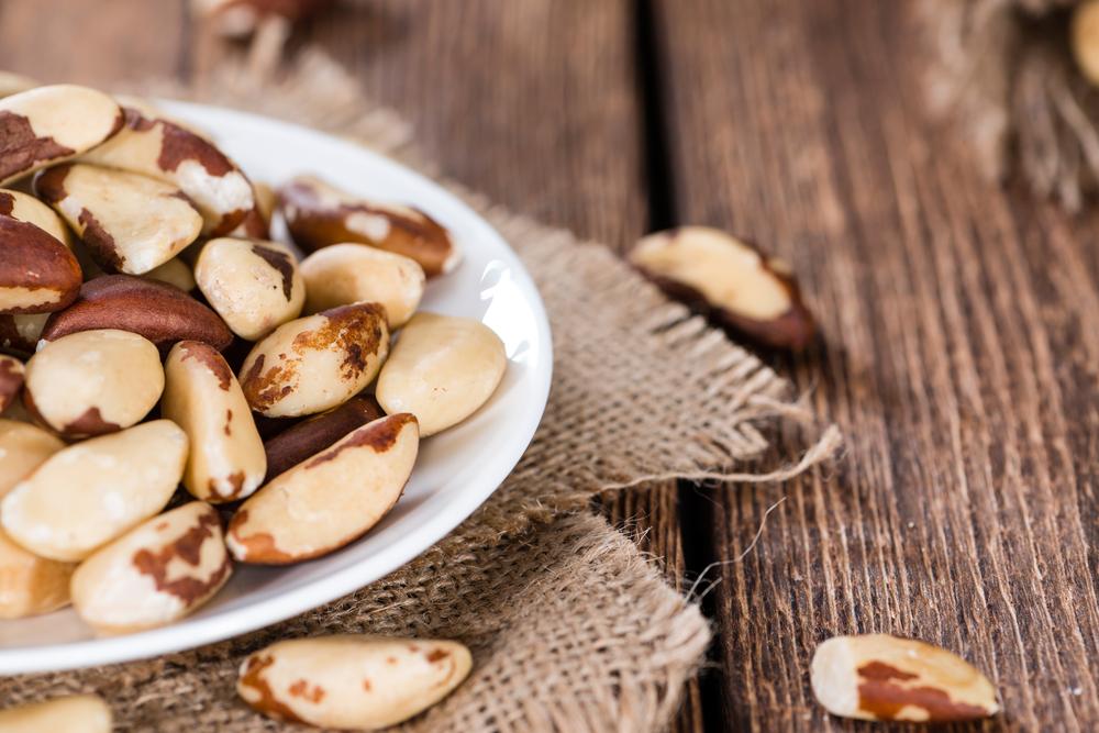 Niekoľko para orechov denne vám zaručí, že nebudete trpieť nedostatkom selénu. Foto: Shutterstock