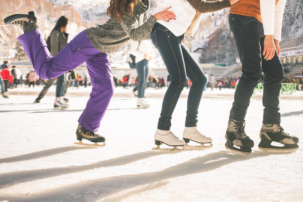 Korčuľovanie. Foto: Shutterstock