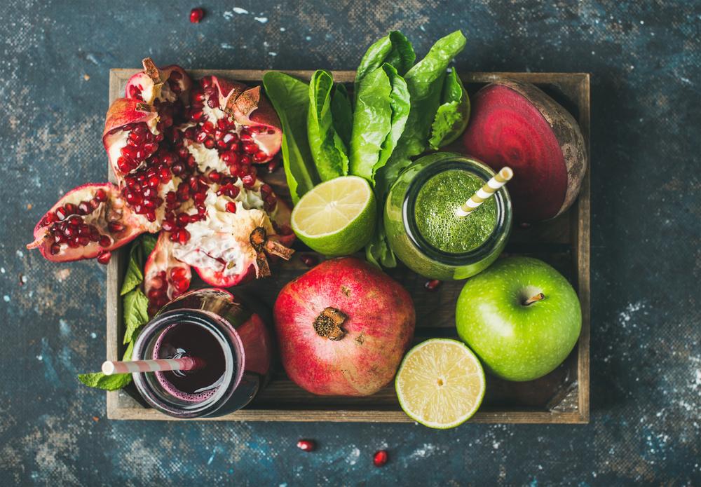 Vitamíny. Foto: Shutterstock