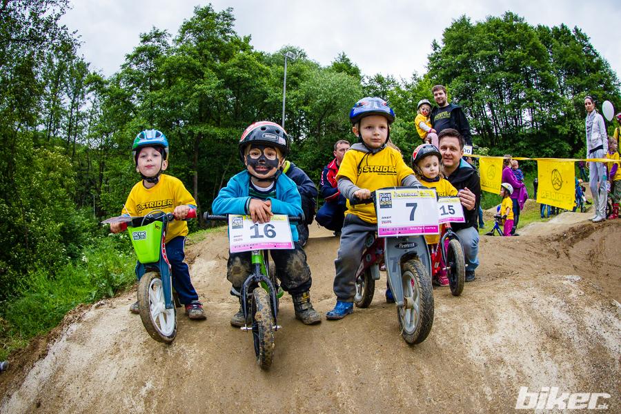 BikeFest 2013, deti na odrážadlách. Foto: Martin Matula
