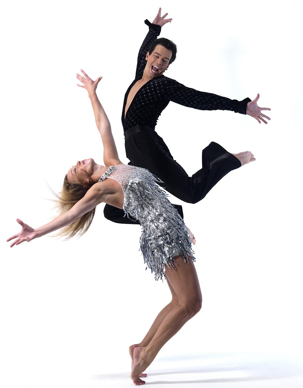 Katka Štumpfová je tanečníčka a jej dni sú veľmi aktívne. Foto: Archív Katky Štumpfovej