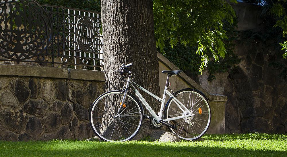 V meste neexistuje praktickejšia, rýchlejšia, zdravšia a ekologickejšia doprava ako bicykel. Foto: Martin Matula