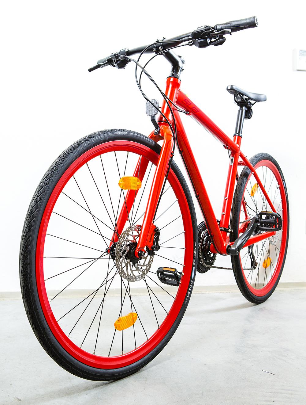Bicykel Scott Sub 30. Foto: Martin Matula