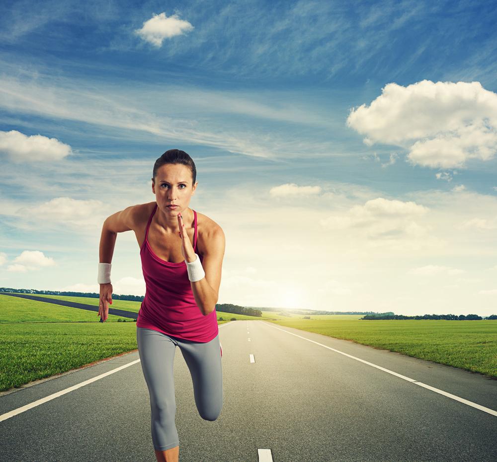 Behajte menej, behajte rýchlejšie. Foto: Shutterstock