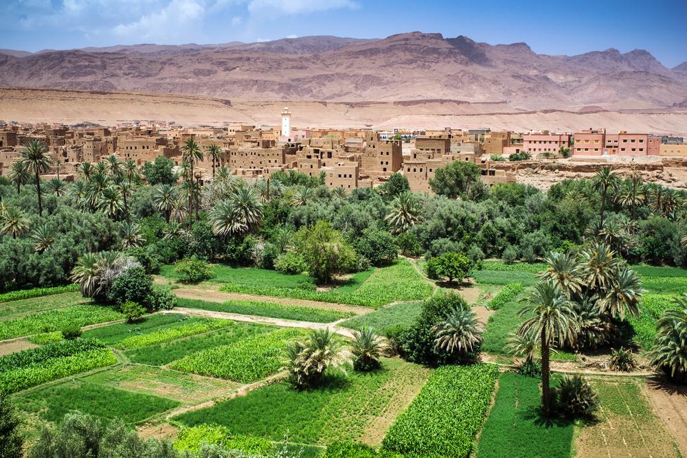 Údolie Dadés, Maroko. Foto: Shutterstock