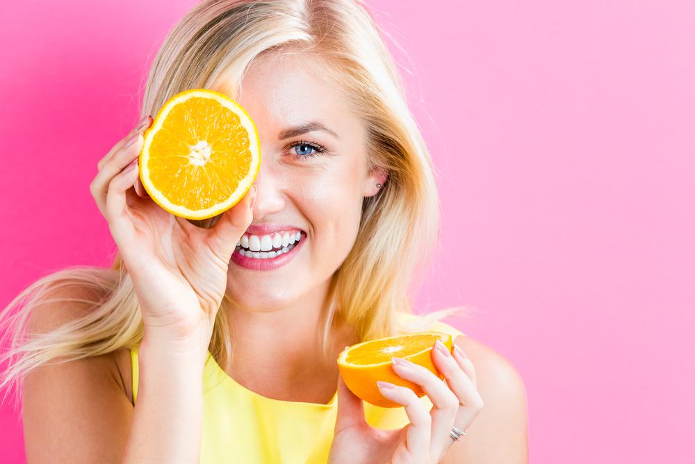 Pomaranč. Foto: Shutterstock