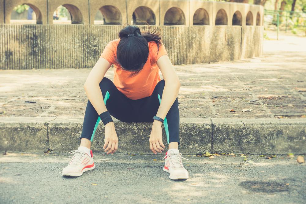 Menej je niekedy viac. Príliš veľká fyzická záťaž znamená, že telo nestíha regenerovať. Foto: Shutterstock