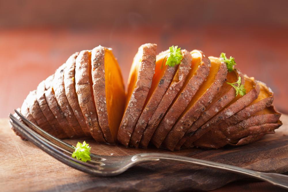 Sladký zemiak. Foto: Shutterstock