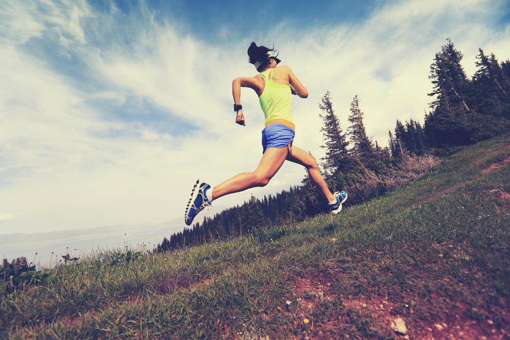 Pre niektorých bežcov je terén najobľúbenejším druhom tréningu, síce je aj najťažším. Foto: Shutterstock