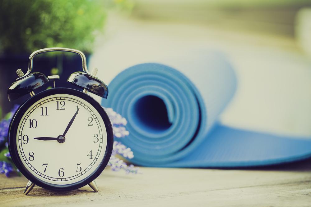 Čas na cvičenie. Foto: Shutterstock