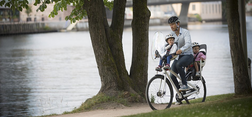 Detská cyklosedačka.