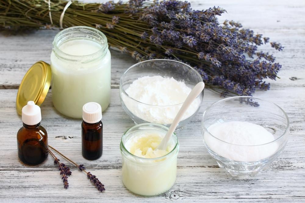 Domáci deodorant. Foto: Shutterstock