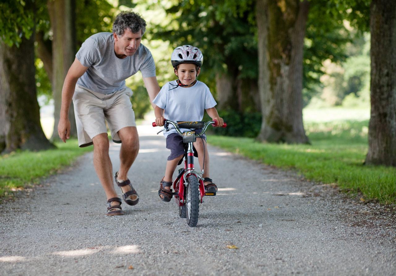 Premeňte bicyklovanie svojich detí na radosť. Foto: Shutterstock