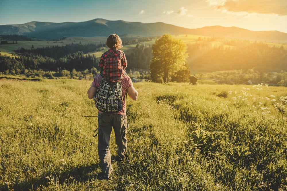 Chránená krajinná oblasť. Foto: Shutterstock