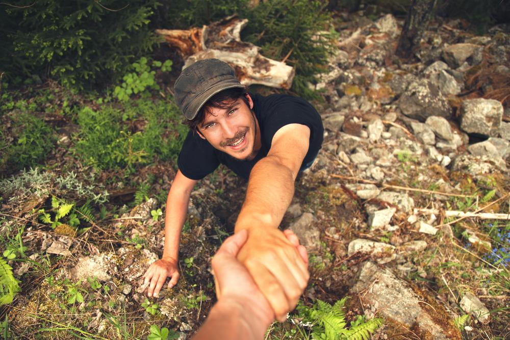 Prvá pomoc na horách. Foto: Shutterstock