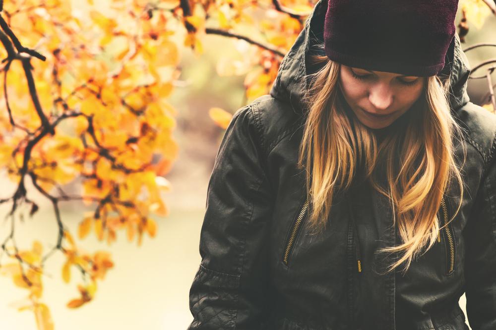Jesenná depresia. Foto: Shutterstock