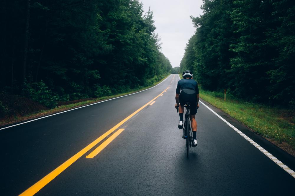 Ak si chcete zistiť svoj maximálny tep, najskôr sa dobre rozjazdite a potom sa vyberte do kopca. Foto: Shutterstock