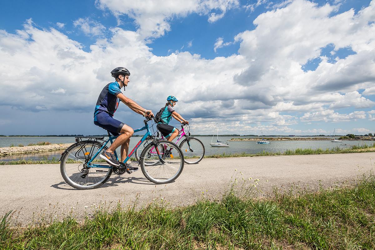 Kráľová cyklotrasa. Foto: Miroslav Pochyba