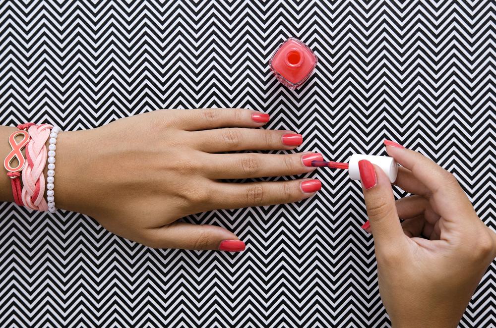 Laky na nechty. Foto: Shutterstock