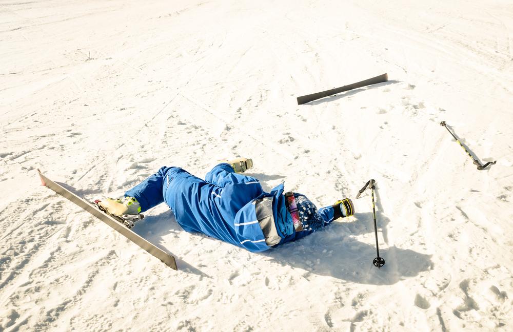 Pri poraneniach chrbtice treba postupovať veľmi opatrne. Foto: Shutterstock