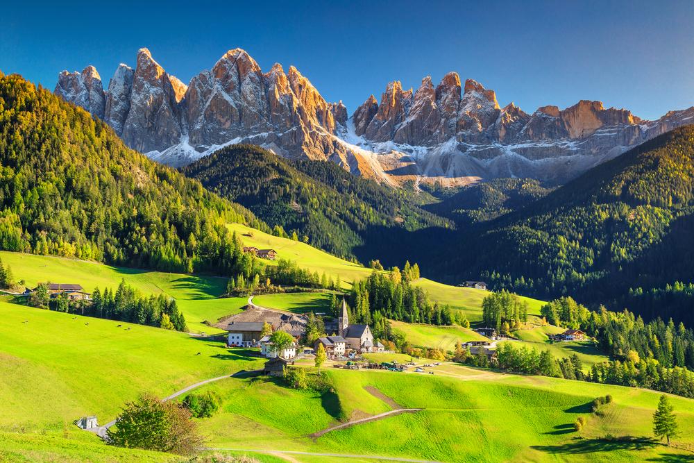 Dolomity, Taliansko. Foto: Shutterstock