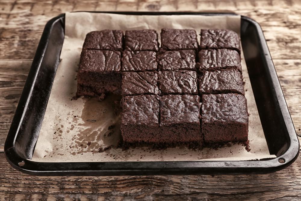 Čokoládový koláč. Foto: Shutterstock