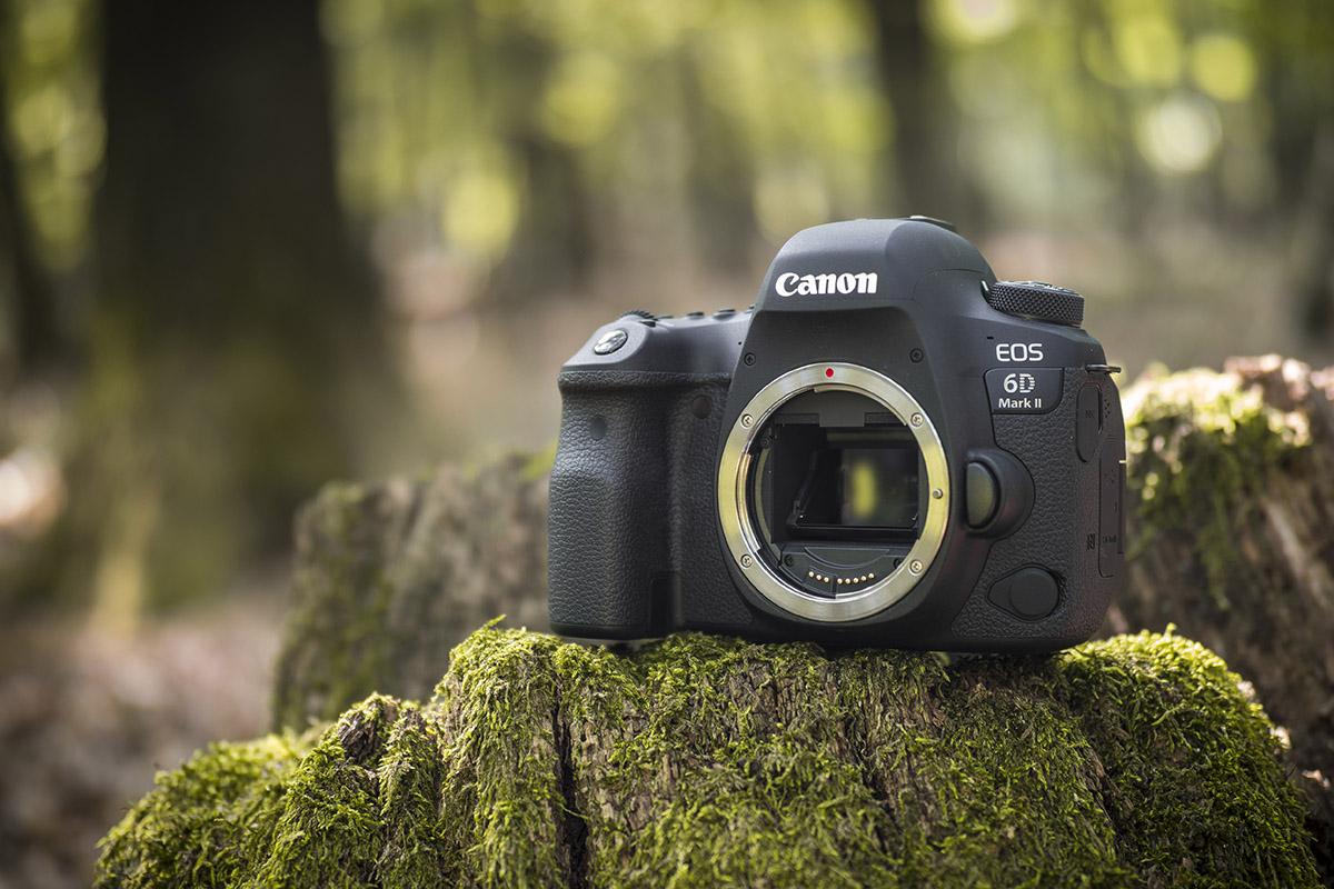 Fototest: Canon EOS 6D Mark II