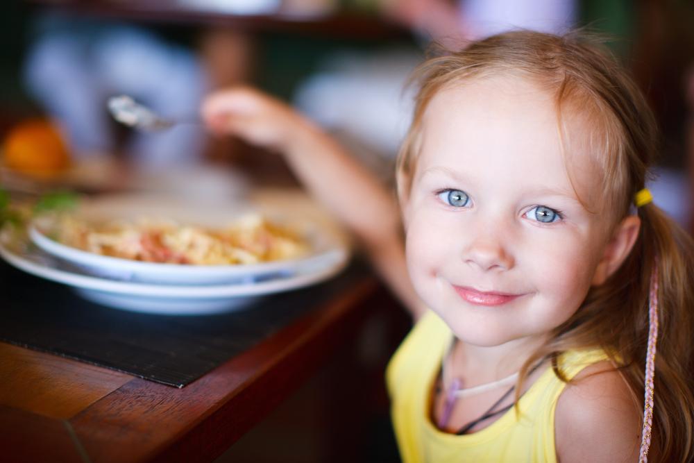 Výživa detí. Foto: Shutterstock