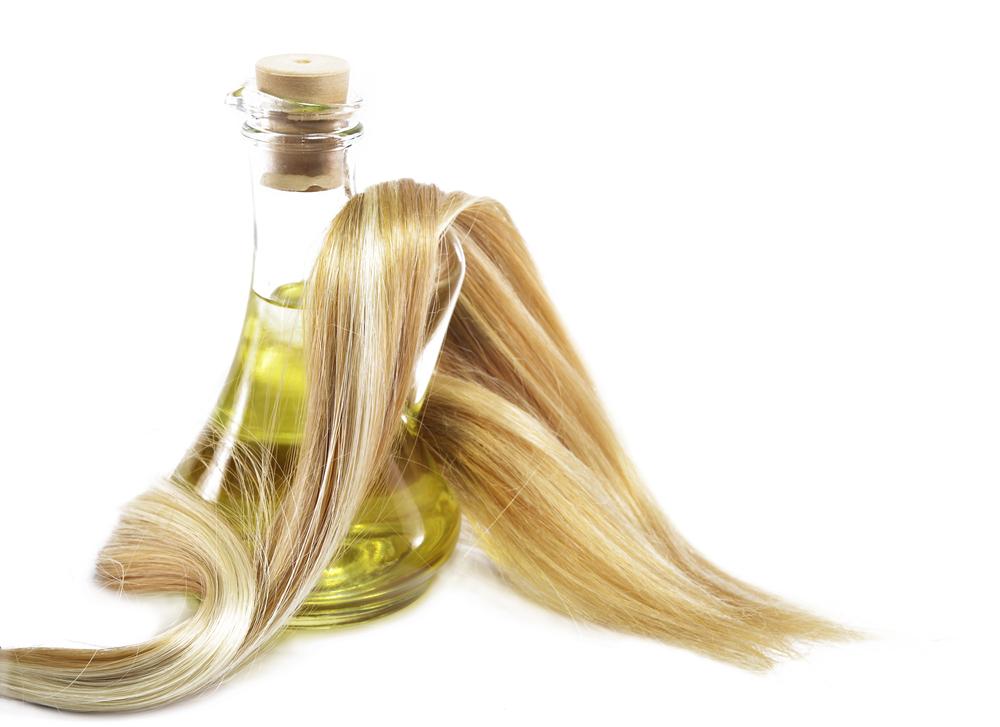 Jojobový olej na vlasy. Foto: Shutterstock