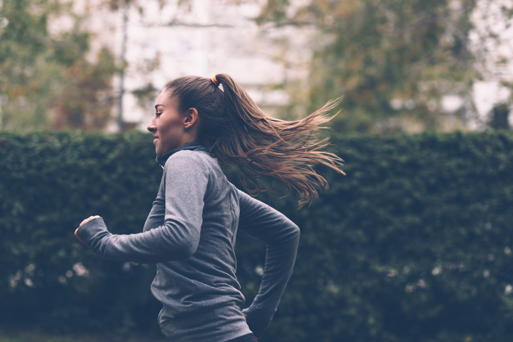 Ako si užiť zimný beh. Foto: Shutterstock