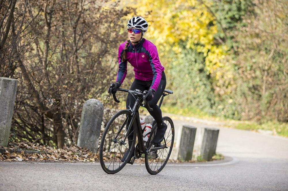 Ako si užiť cyklistiku na jeseň.