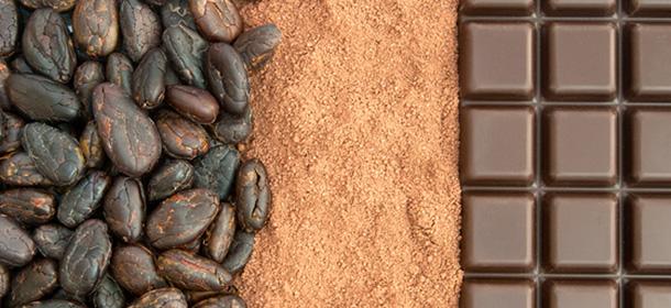 Ideálne zloženie - iba kakaové bôby a prírodný cukor, nič viac.