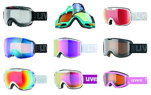 Prehľad lyžiarskych okuliarov.