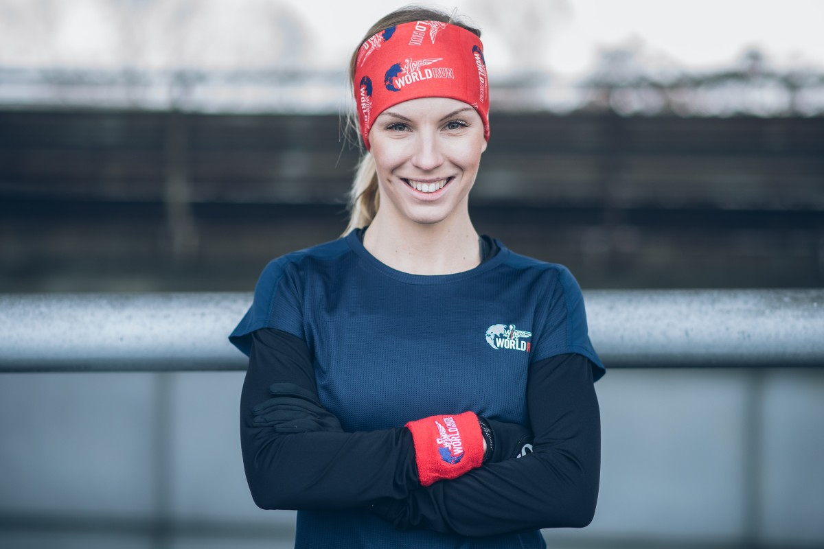 Úspešná slovenská bežkyňa Romana Komárňanská bude pripravovať výhercov na bežecké preteky.