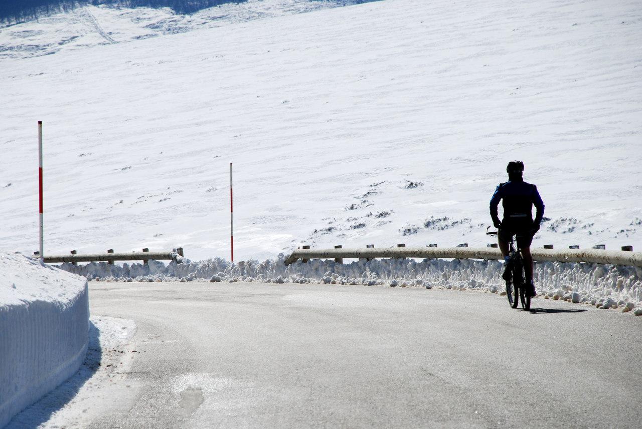 5 vecí, ktoré nezabudnite mať zbalené pri zimnej cyklistike. Foto: Shutterstock