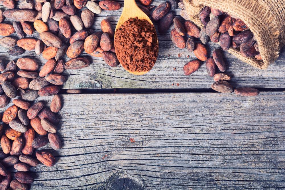 Základnou ingredienciou čokolády sú kakaové bôby a čím lepšie sú, tým lepšia je aj čokoláda. Foto: Shutterstock