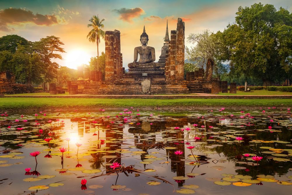 Thajsko. Foto: Shutterstock