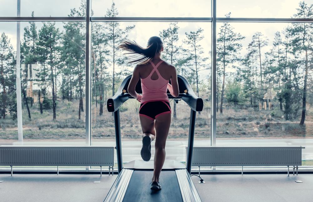 Ako behať na bežeckom páse. Foto: Shutterstock