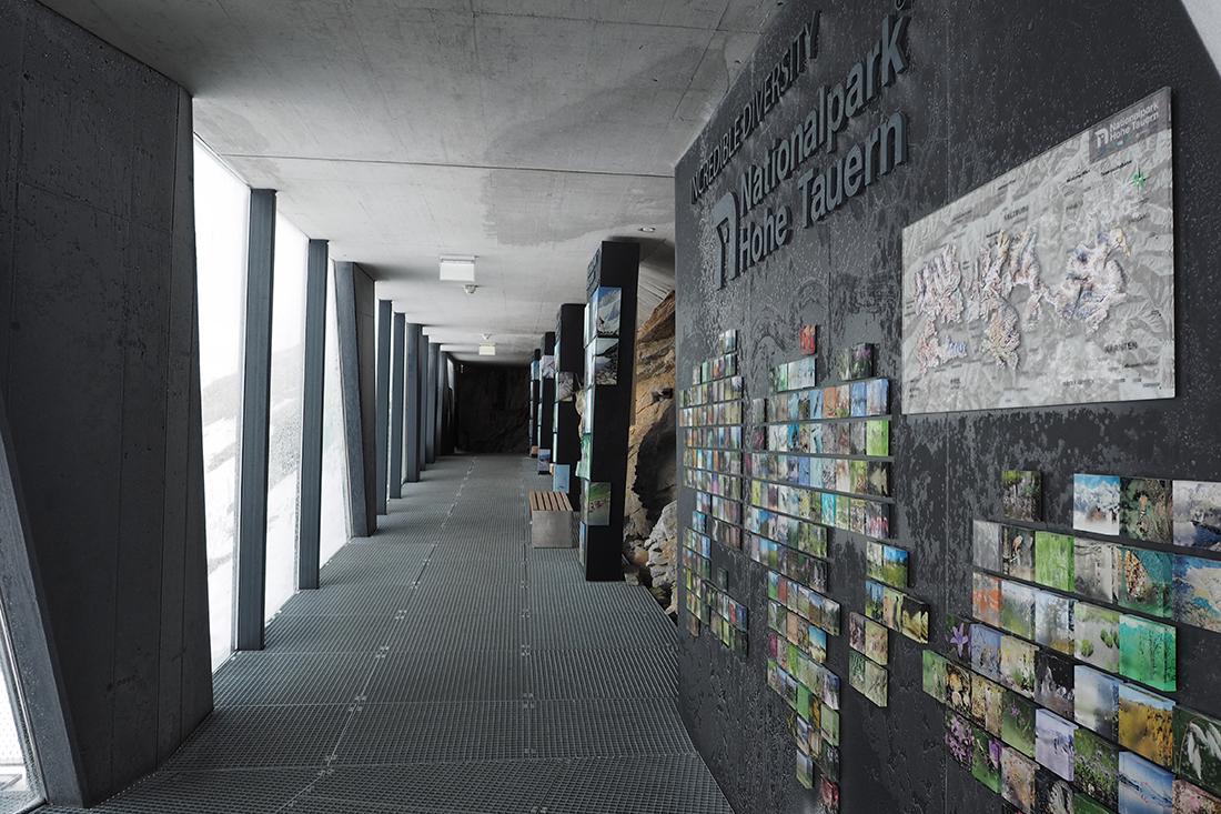Galéria národného parku.