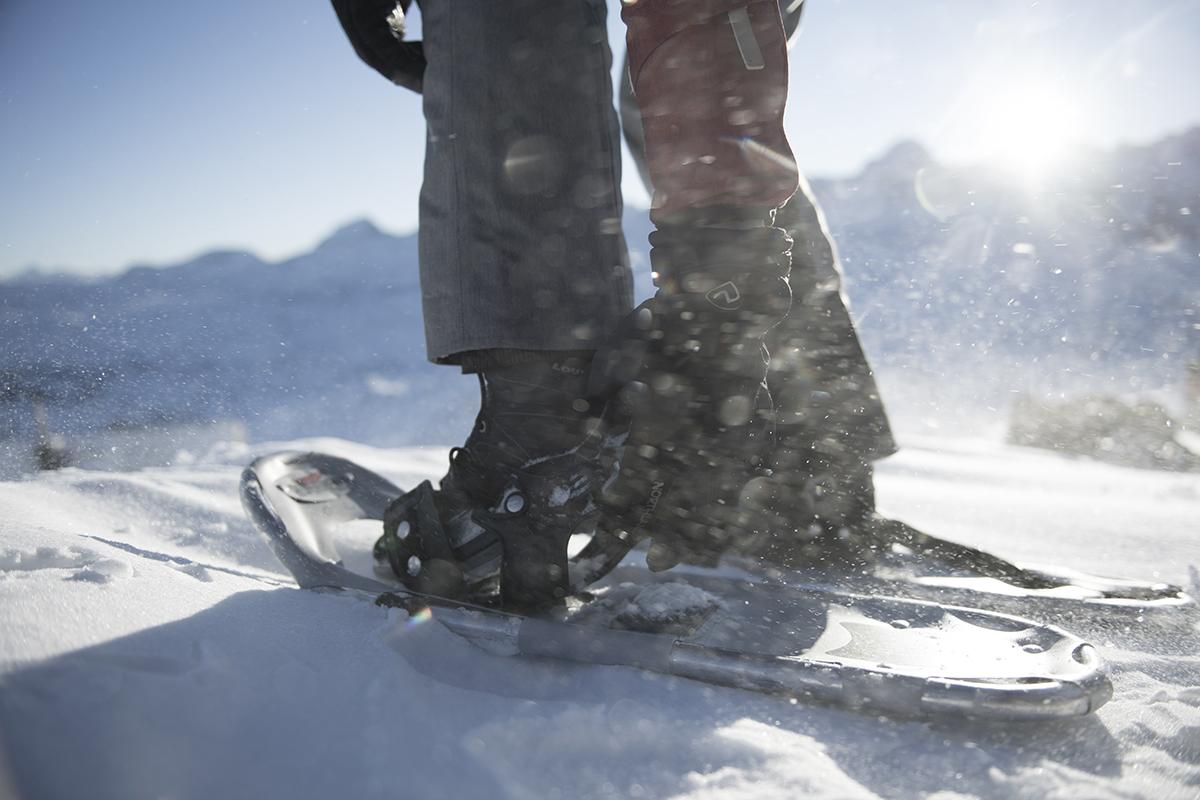 Krippenstein na snežniciach. Foto: Oberoesterreich Tourismus, David Lugmayr