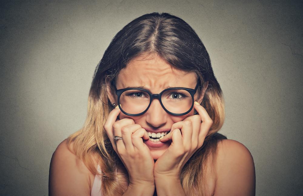 Ukázať strach vôbec nemusí byť naškodu veci. Foto: Shutterstock