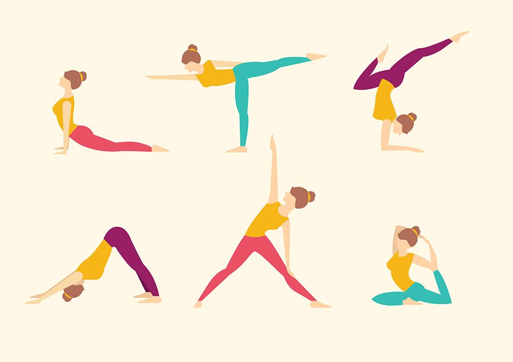 Joga je vynikajúcecvičenie na odbúravaniestresu. Foto: Shutterstock
