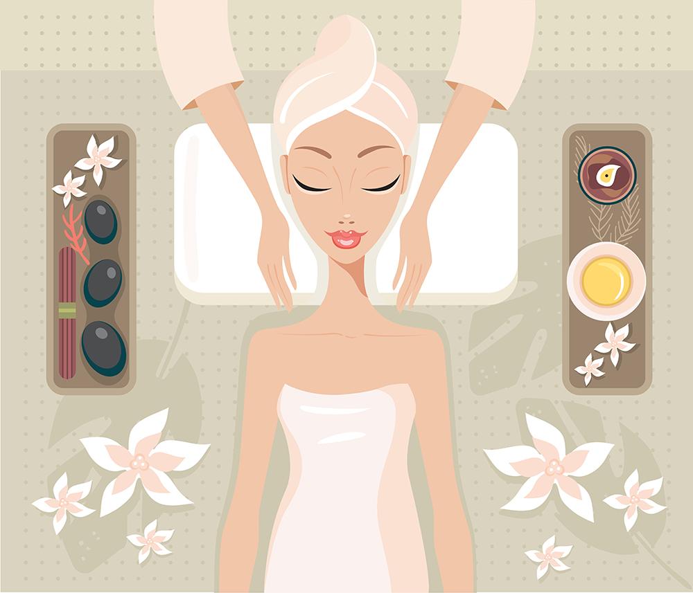 Masáž je proti stresu vynikajúca. Foto: Shutterstock