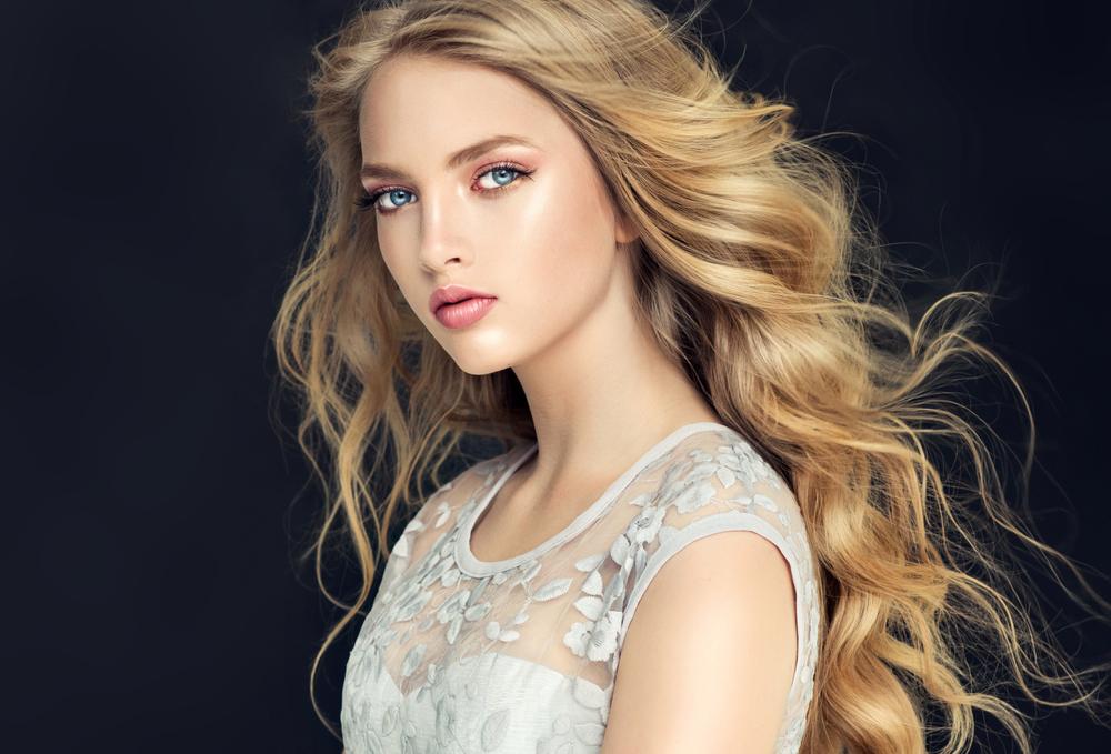 Blond vlasy. Foto: Shutterstock