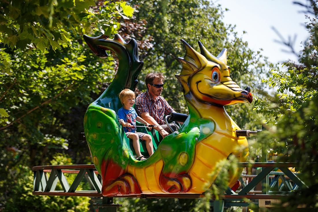 Familypark - dračia dráha. Foto: ©Familypark